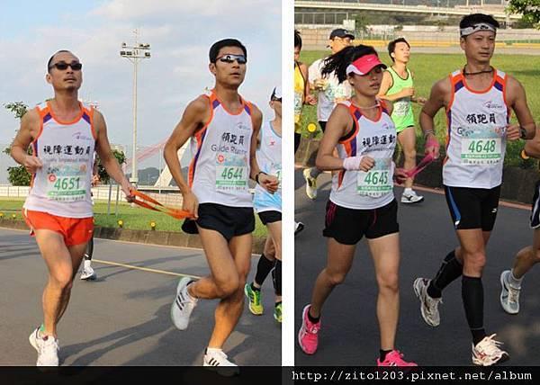 2011富邦台北馬拉松,12萬大軍來勢洶洶! (20)