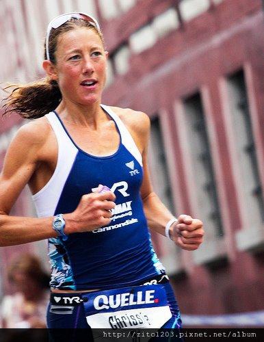 三鐵世界冠軍-Chrissie Wellington (1)