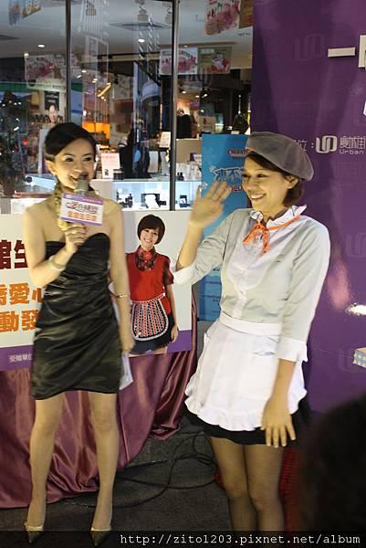 Kaori Pan 夏于喬擔任一日店長 (46)