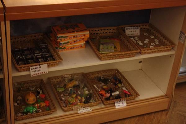 台灣昆蟲館 玩具
