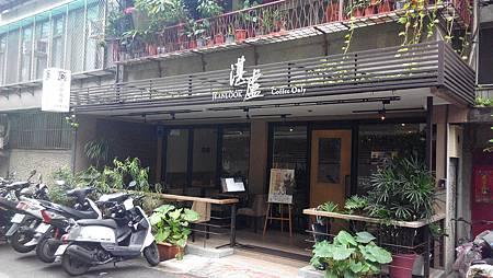 湛盧咖啡 市政府 門口
