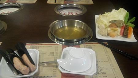 太將鍋(江南店) 桌面