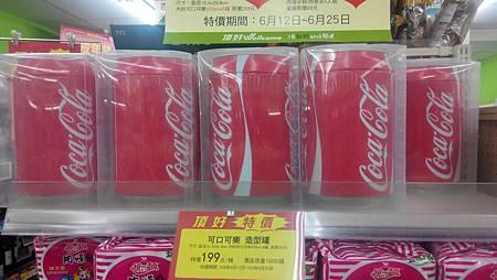 可口可樂Coca-Cola台灣限定造型罐