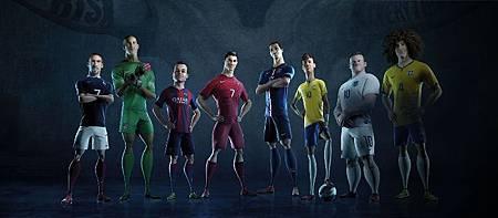 Nike Football 終極對決