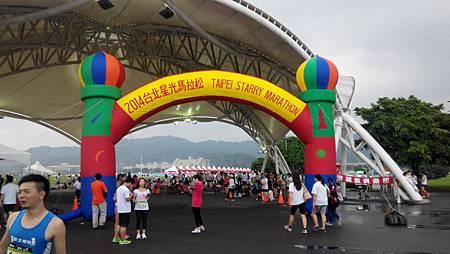 2014台北星光馬拉松 12