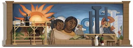 迪亞哥•里維拉(Diego Rivera)