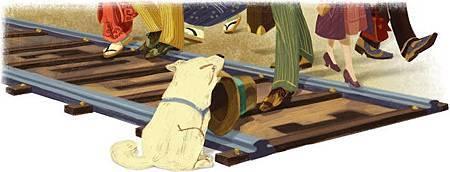 忠犬「八公」(Hachi)
