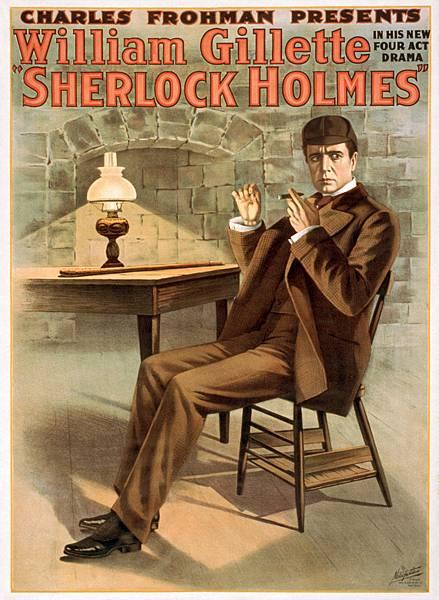 亞瑟‧柯南‧道爾(Arthur Conan Doyle)
