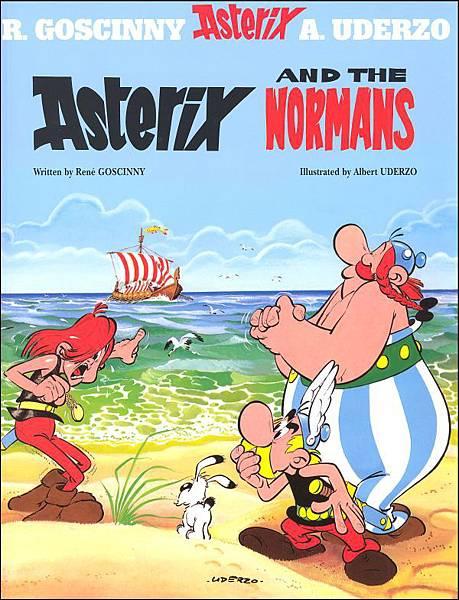 『阿斯特與諾曼第人《高盧英雄傳》』(Asterix and the Normans)
