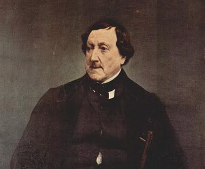 喬奇諾•安東尼奧•羅西尼(Gioachino Antonio Rossini)