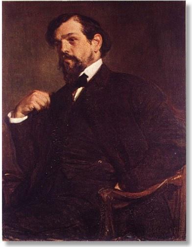 德布西, 阿希爾-克勞德(Achille-Claude Debussy)
