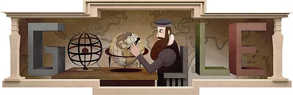 傑拉杜斯•麥卡托(Gerardus Mercator)
