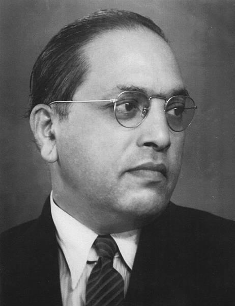 安貝卡博士(Dr. B. R. Ambedkar)