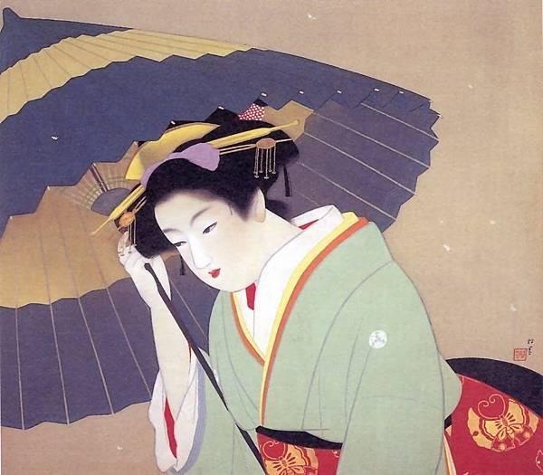 上村松園(うえむら しょうえん)