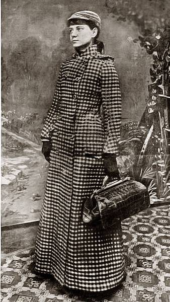 娜麗‧布萊(Nellie Bly)