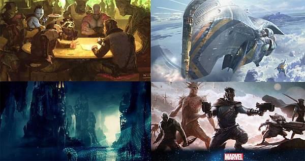 《銀河守護者(Guardians of the Galaxy)》