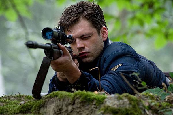 Bucky (Sebastian Stan)