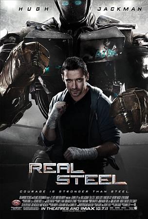 《鋼鐵擂台 Real Steel 》