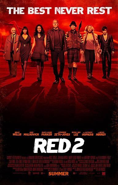超危險特工2:狠戰 Red 2