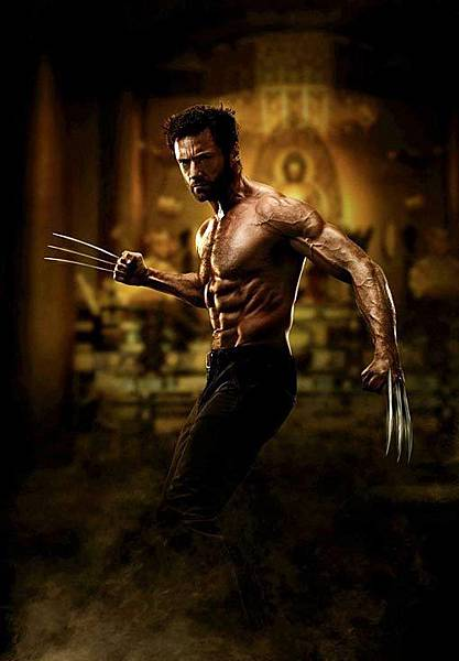 《金鋼狼:武士之戰 The Wolverine》