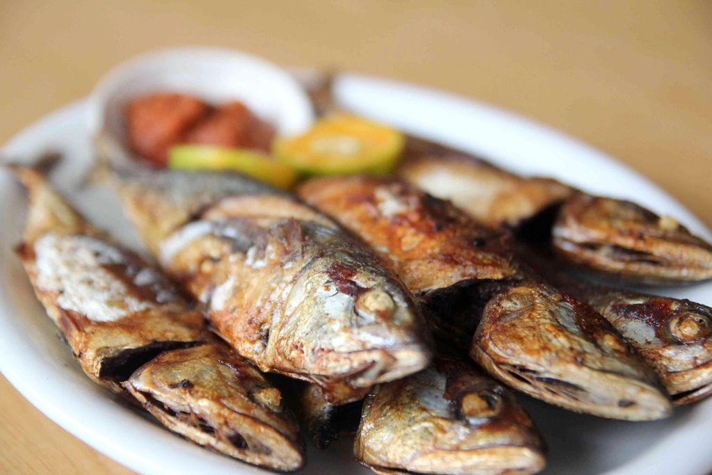 《罗望子煎鲭鱼》