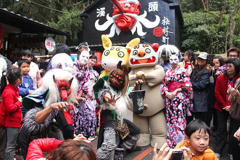 妖怪村清酒祭