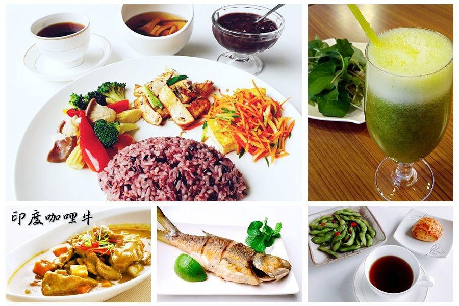 溪頭美食餐廳-吉圓輕食館