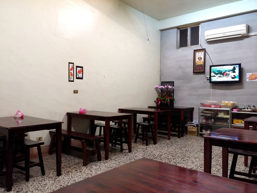 【高又鮮麵食】餐廳空間