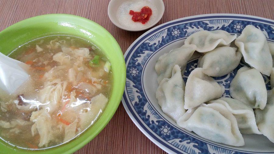 日月潭平價美食小吃-寶水餃牛肉麵