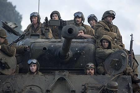 【電影評論】怒火特攻隊:2014最精彩的戰爭電影