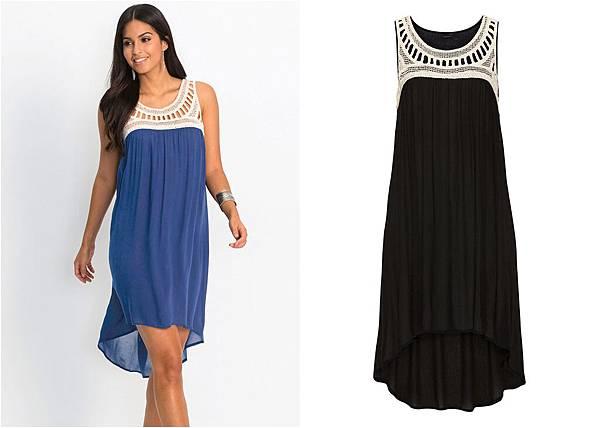 8498Round Neck Lace Collared Sleeveless Loose Mini Dress1.jpg