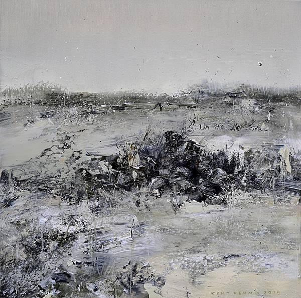 暮秋2 58×58cm  2015 oil on canvas ..JPG