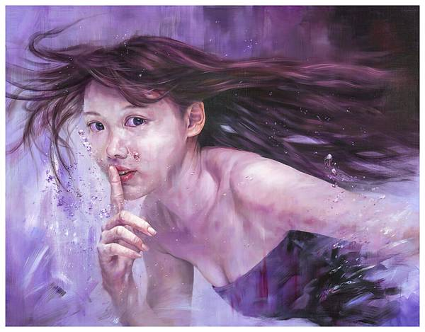 尤瑋毅 「游」戲人間-32  油彩 畫布 91X116.5cm 2016.JPG