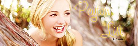 131226 Peyton List