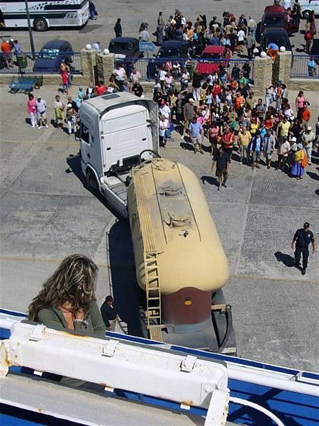 這船究竟有多大呢