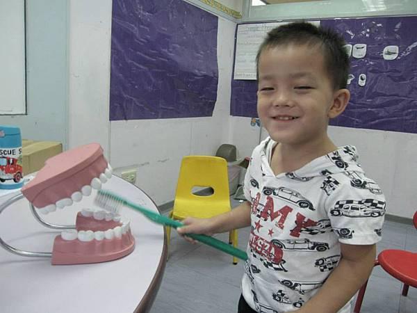 生活自理-刷牙篇