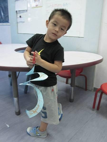 藝術創作-旋轉蛇