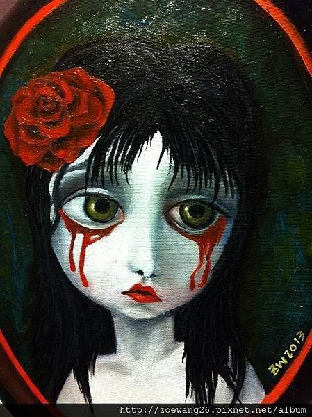 鬼娃系列<<你看見我的眼淚嗎?>>