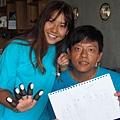 香港來的小幫手妹妹和管家小賴