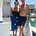 開船環遊世界的澳洲夫婦