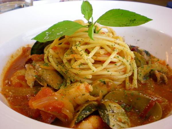 西西里海鮮義大利麵