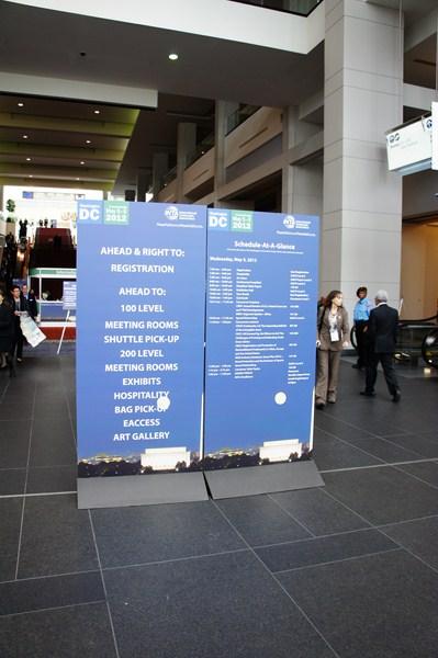 INTA 2012年會會議中心大廳