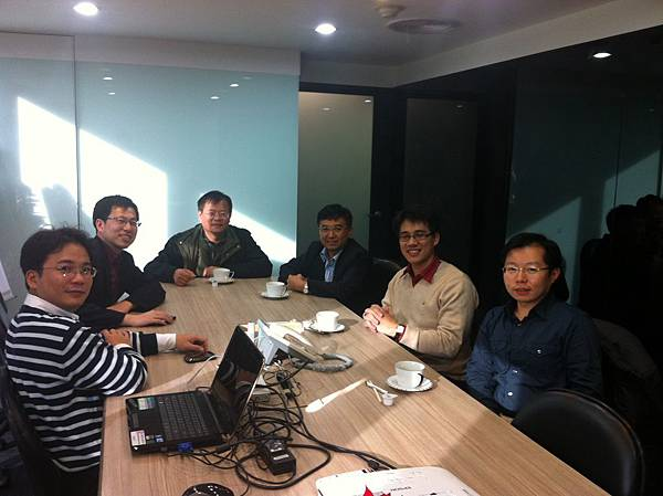 泰國國立Mahidol U Dr. Paron12月19日拜訪眾律國際法律事務所 1