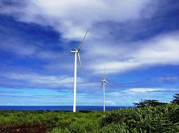 Kawailoa wind turbines