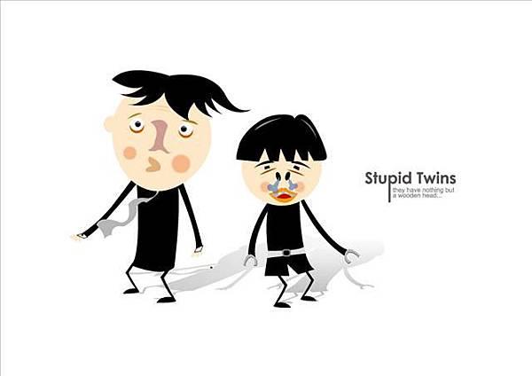twins平面設計