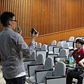 受邀樹德科技大學-攝影講師