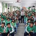 民權國中生涯發展講座 講師吳鑫