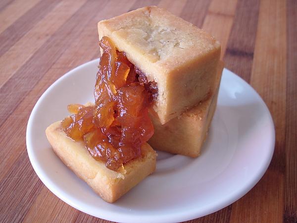 臺灣黃金鳳梨烘焙成無可取代的真正鳳梨酥