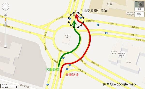 景福門圓環-2