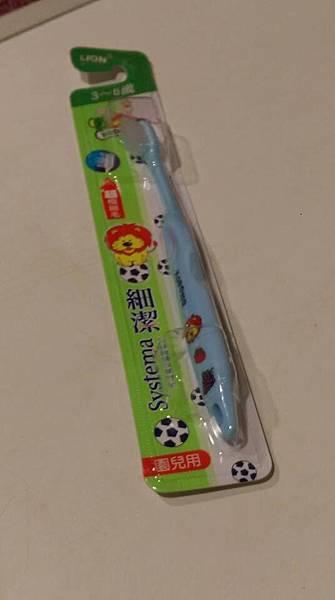LION日本獅王細潔牙刷8